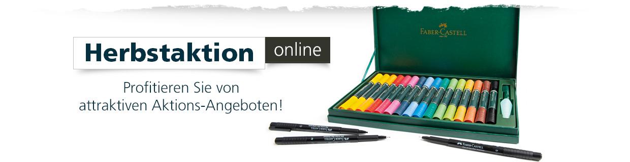 Herbstaktion online – Profitieren Sie von zahlreichen Aktionsangeboten!