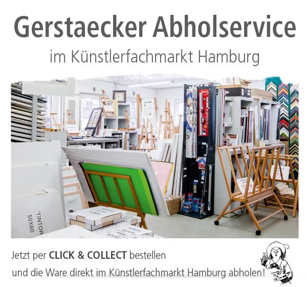 Gerstaecker Abholservice