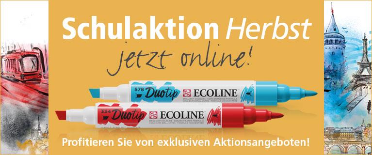 Schulaktion Herbst jetzt online – Profitieren Sie von exklusiven Aktionsangeboten!