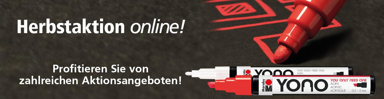 Herbstaktion jetzt online!